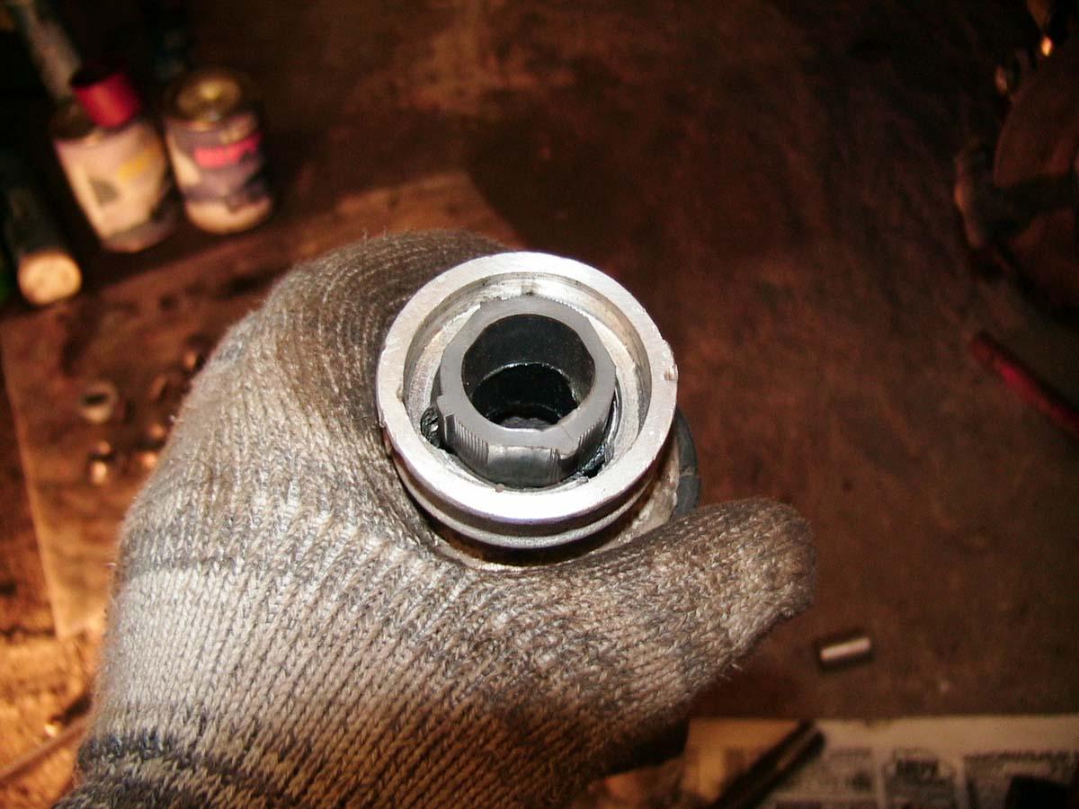 Автомобиль ока ремонт своими руками рулевой рейки 66